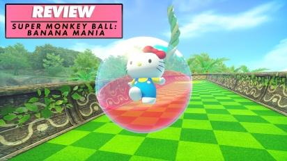 Super Monkey Ball: Banana Mania - Review en vídeo