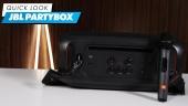 JBL Partybox - El Vistazo