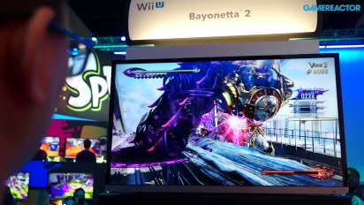E3 2014: Bayonetta 2 - Gameplay