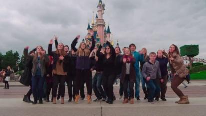 Kingdom Hearts HD 2.5 Remix - Favourite Fan Moments Trailer