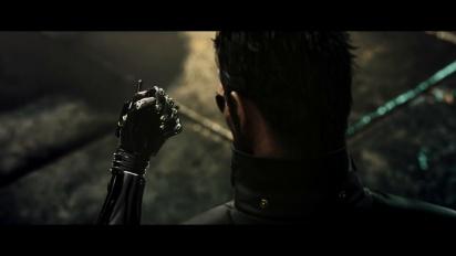 Deus Ex: Mankind Divided - Tráiler español de lanzamiento