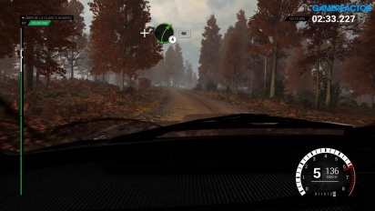 Dirt 4 - Gameplay de Your Stage y rally en Michigan