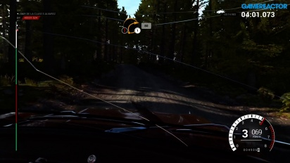 Dirt 4 - Gameplay de Your Stage y rally en Gales