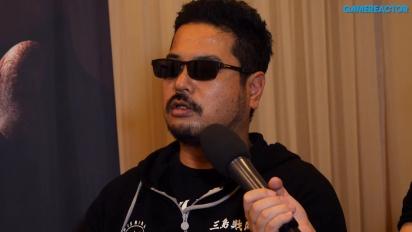 Tekken 7 - Entrevista a Katsuhiro Harada y Michael Murray