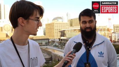 Tekken World Tour finals - Entrevista a Blackbeard