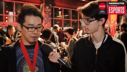 Tekken World Tour finals - Entrevista a Tissuemon