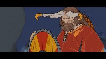 Banner Saga 3: Tráiler de personaje - Fasolt, The Loyalist