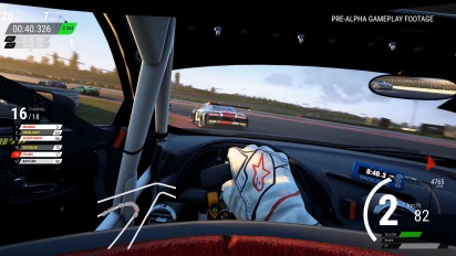 Assetto Corsa Competizione - Gameplay Día/Noche en el circuito de Misano con Audi R8 LMS