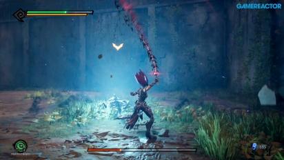 Darksiders III - Gameplay contra Envidia en Gamescom