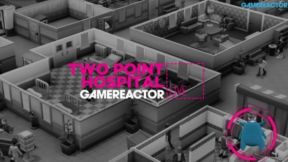 Two Point Hospital - Replay del Livestream