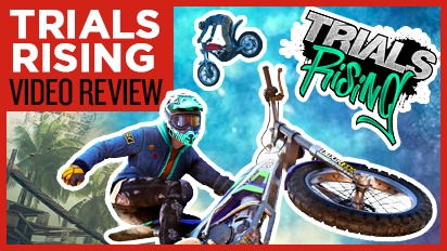 Trials Rising - Review en vídeo