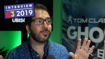 Ghost Recon: Breakpoint - Entrevista a Eric Couzian