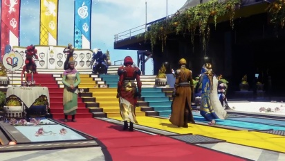 Destiny 2: Shadowkeep - Guardian Games Trailer