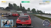 Project Cars 3 - Replay del Livestream Carrera avanzada
