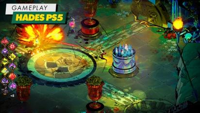 Hades - Gameplay en PS5