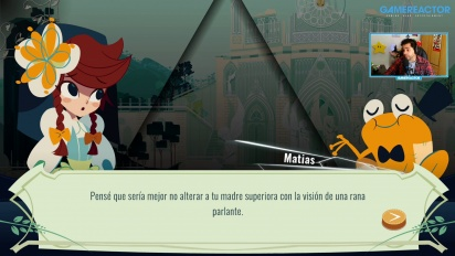 Cris Tales para PS5 - Juan comenta el bello RPG colombiano