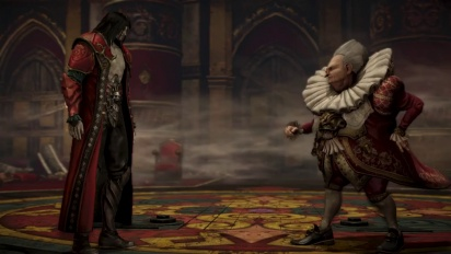 Castlevania: Lords of Shadow 2 - Toy Maker Gameplay Trailer