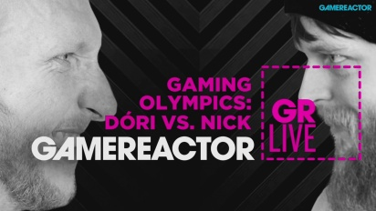 Gameathlon GR Live: Dori vs. Nick - repetición del Livestream