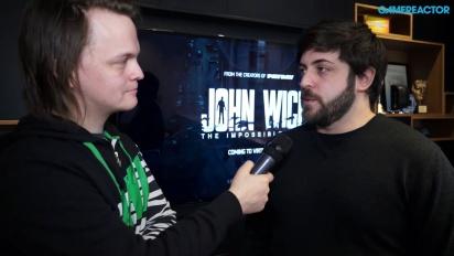 John Wick: The Impossible Task - Entrevista a Saul Gascon