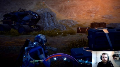 Mass Effect: Andromeda - Replay del livestream
