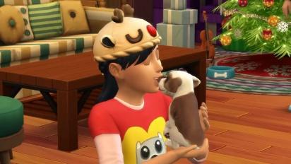 Los Sims 4 Perros y Gatos: tráiler oficial de lanzamiento