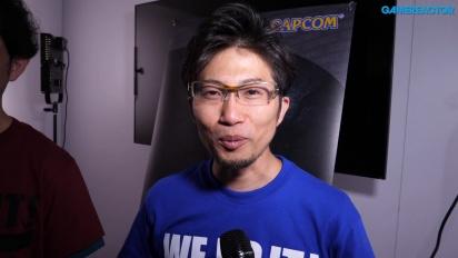 Resident Evil 2 Remake - Entrevista a Yoshiaki Hirabayashi y a Tsuyoshi Kanda
