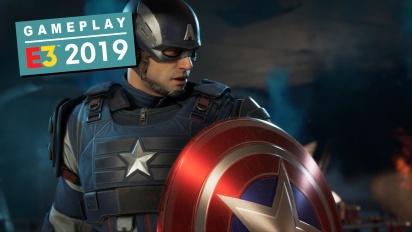 E3 2019 - Lo mejor de los tráilers: Conferencia Square Enix
