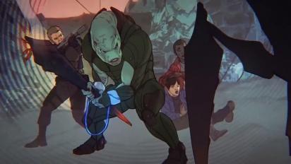 XCOM: Chimera Squad - Agent Profiles: Axiom