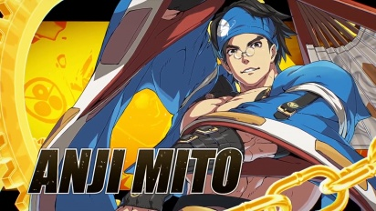 Guilty Gear: Strive - Anji Mito Character Trailer