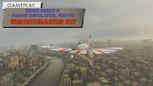 Flight Simulator - Vuelo de despedida en Tokio 2021 con Xbox Series X y + T.Flight Full Kit