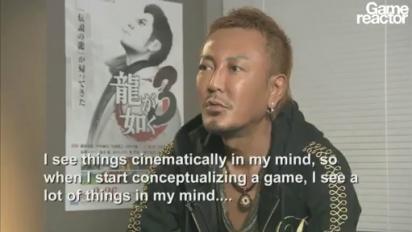 Yakuza 3 Developer Diary 1