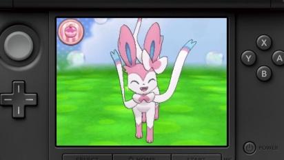 Pokémon X/Y Gameplay Trailer