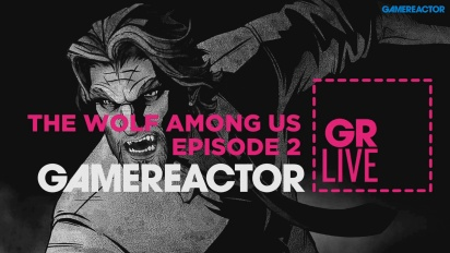 Gameplay The Wolf Among Us: Episodio 2 - repetición del Livestream