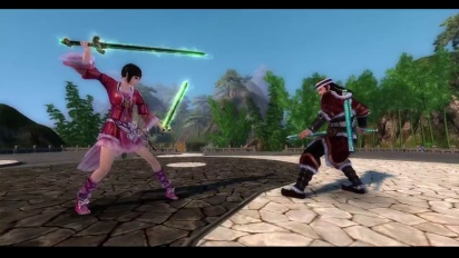 Age of Wulin - Nine Palace Sword Technique Trailer