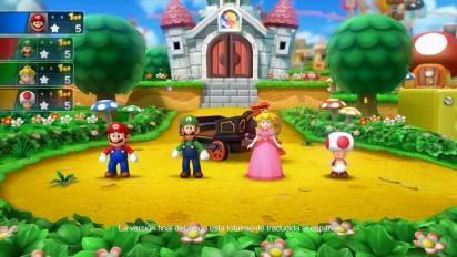 Mario Party 10 - Tráiler de lanzamiento español