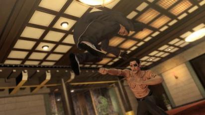 Yakuza: Zero - Gameplay trailer
