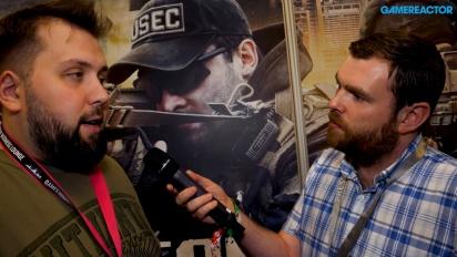 Escape from Tarkov - Entrevista a Nikita Buyanov