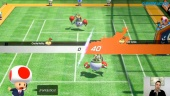 Mario Tennis Aces - Replay del livestream