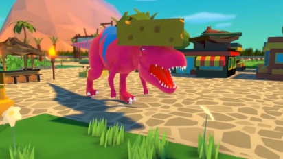 Parkasaurus - Date Announcement Trailer