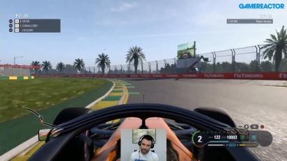 F1 2018 - Replay del Livestream de lanzamiento