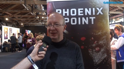 Phoenix Point - Entrevista a Julian Gollop