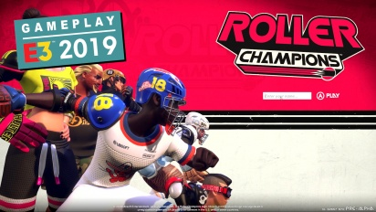 Roller Champions - Gameplay E3