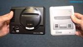 Mega Drive Mini VS SNES Mini - Comparativa del hardware