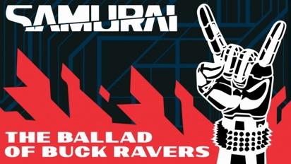 Cyberpunk 2077 - The Ballad of Buck Ravers by SAMURAI (Refused)