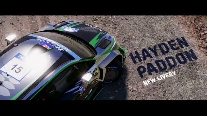 WRC 9 - Tráiler de la actualización Blind Jumps