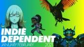 Indie Dependent - Enero y Febrero de 2021
