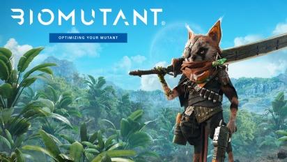 Biomutant - Optimizando a tu Mutante