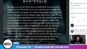 GRTV News - El impresionante éxito de New World, el MMO de Amazon
