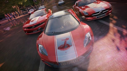 World of Speed - Reveal Trailer