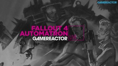 Fallout 4 - Automatron - Repetición del Livestream